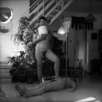 מתווה לגבר ואשה: מעדר ומגרפה, 1990