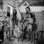 דיוקן עצמי עם המשפחה: מחווה לדיווי קרוקט, 1987