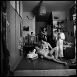 פורטרט עצמי עם המשפחה, הרמוניה מוזרה של ניגודים, 1991