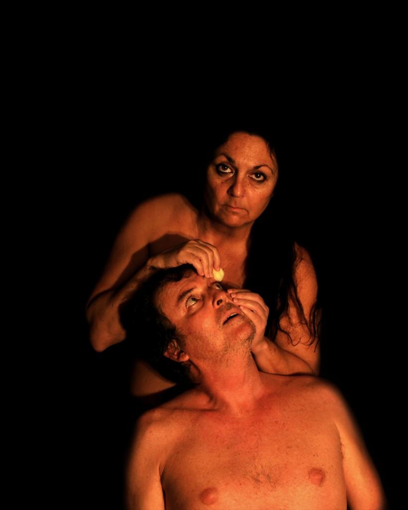 הריפוי של ט: דיוקן עצמי עם זהבה, 2006