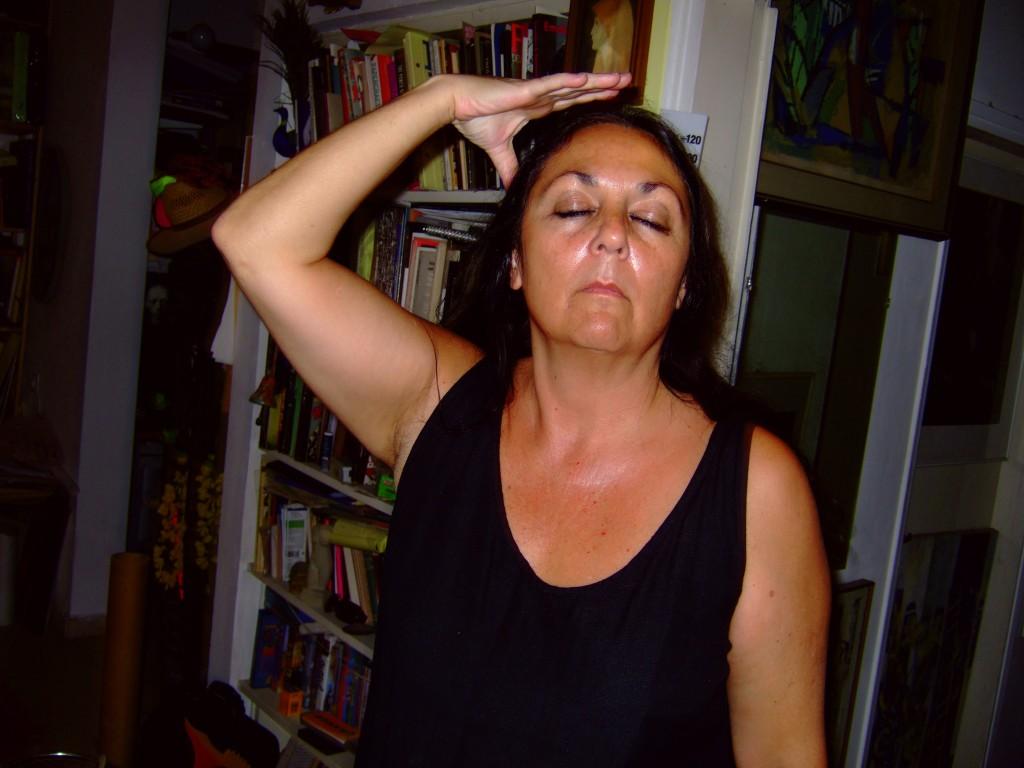 זהבה בבית, קיץ, 2004