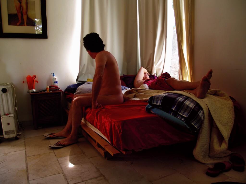 שבת אחר הצהריים, עין הוד, 2005