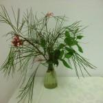 אגרטל פרחים, הר הצופים, 2009